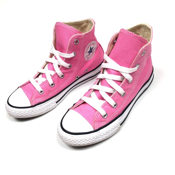 Converse Shoes   All Star Pink Girls